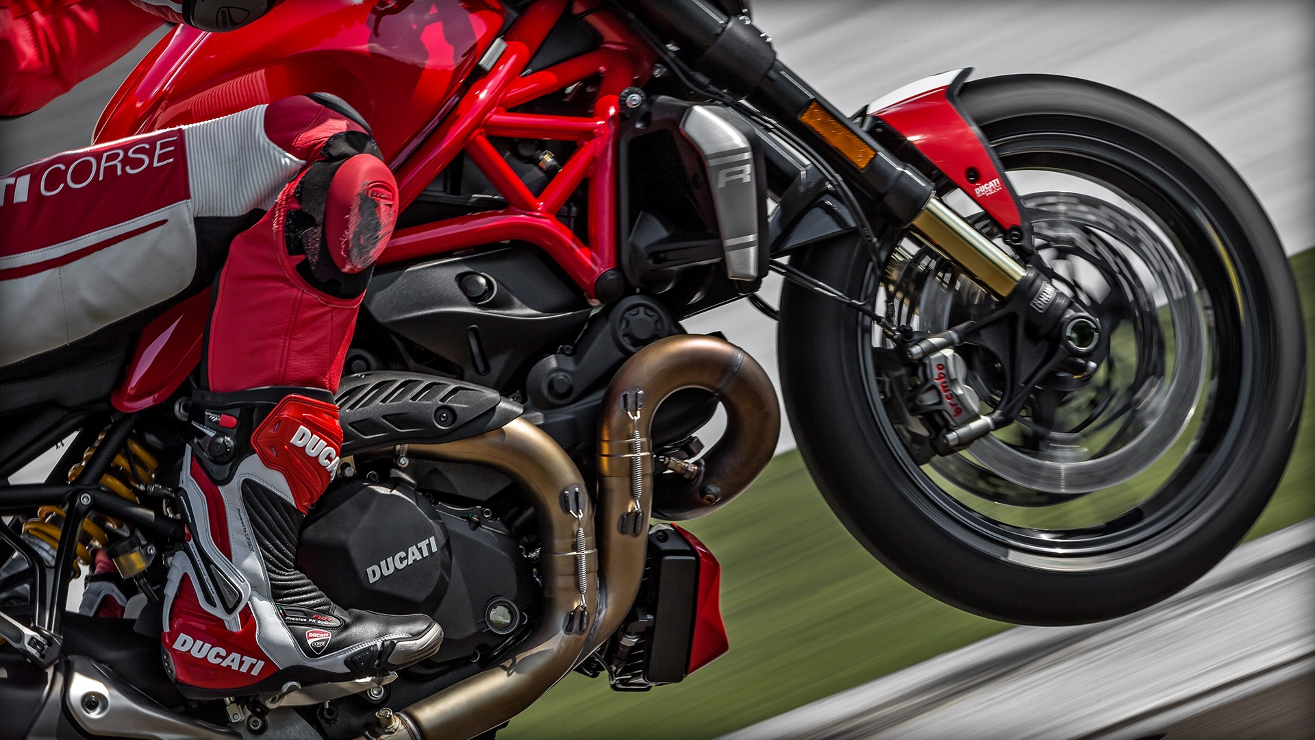 2017 Ducati Monster 1200 R in Columbus, Ohio