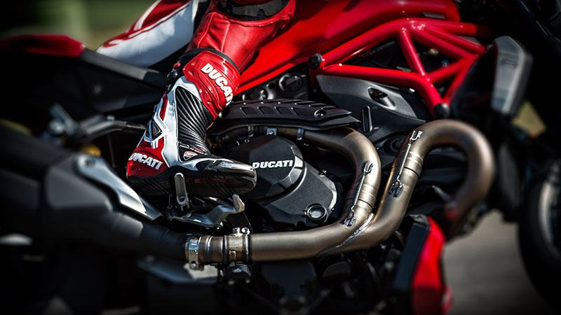 2017 Ducati Monster 1200 R in Medford, Massachusetts
