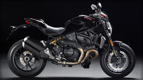 2017 Ducati Monster 1200 R in Sacramento, California
