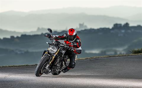 2017 Ducati Monster 1200 S in Fort Montgomery, New York