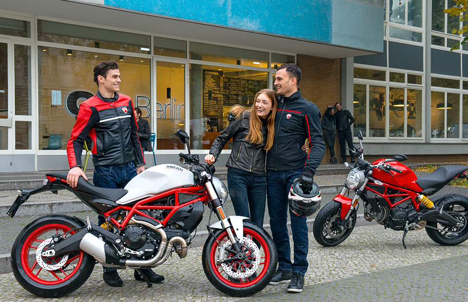 2017 Ducati Monster 797 in Sacramento, California