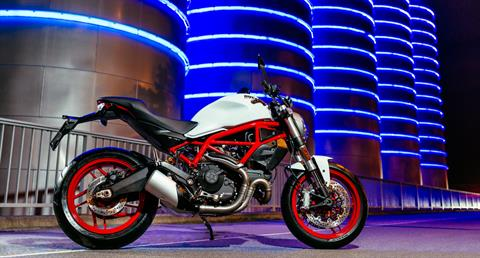 2017 Ducati Monster 797 in Brea, California
