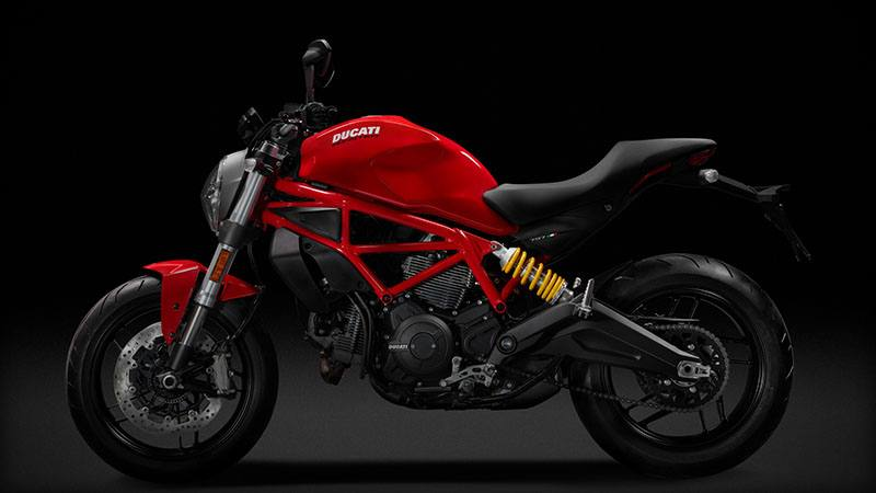 2017 Ducati Monster 797 in Greenville, South Carolina