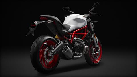 2017 Ducati Monster 797 in Medford, Massachusetts