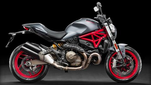 2017 Ducati Monster 821 in Greenville, South Carolina