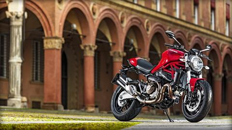 2017 Ducati Monster 821 in Springfield, Ohio