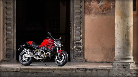 2017 Ducati Monster 821 in Albuquerque, New Mexico