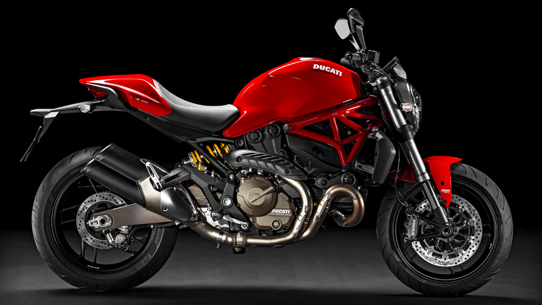 2017 Ducati Monster 821 in Orange Park, Florida