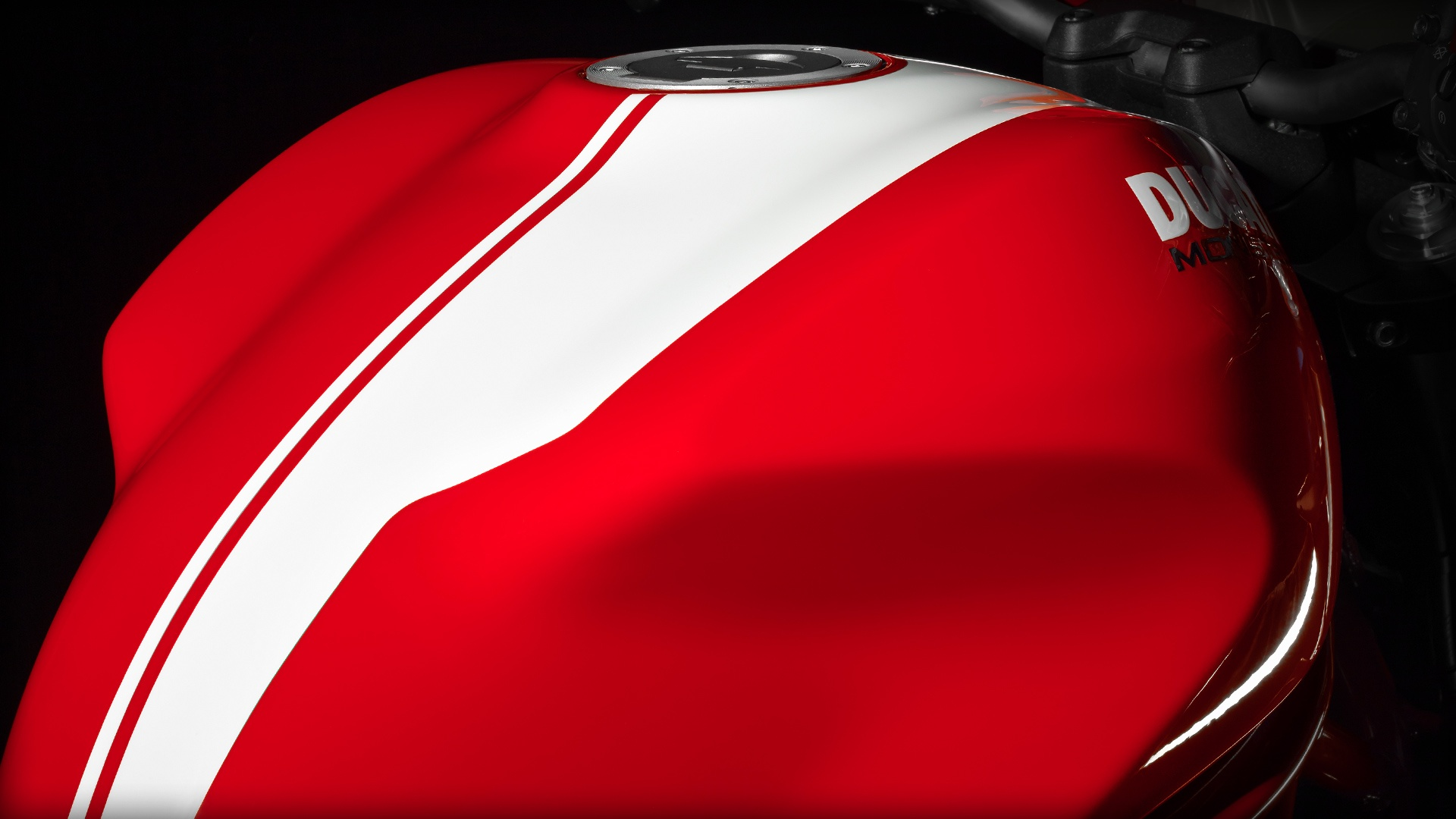 2017 Ducati Monster 821 Stripe in Brea, California