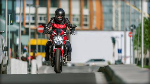 2017 Ducati Monster 821 Stripe in Sacramento, California