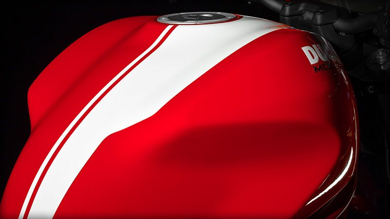 2017 Ducati Monster 821 Stripe in Greenville, South Carolina - Photo 4