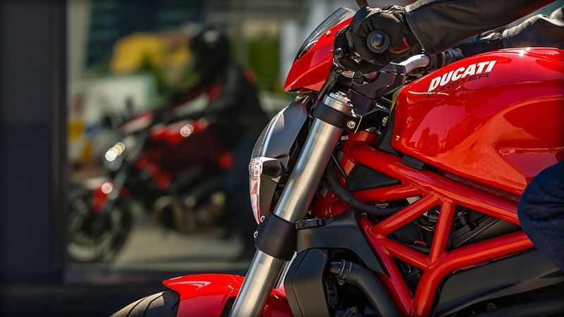 2017 Ducati Monster 821 Stripe in Greenville, South Carolina - Photo 8
