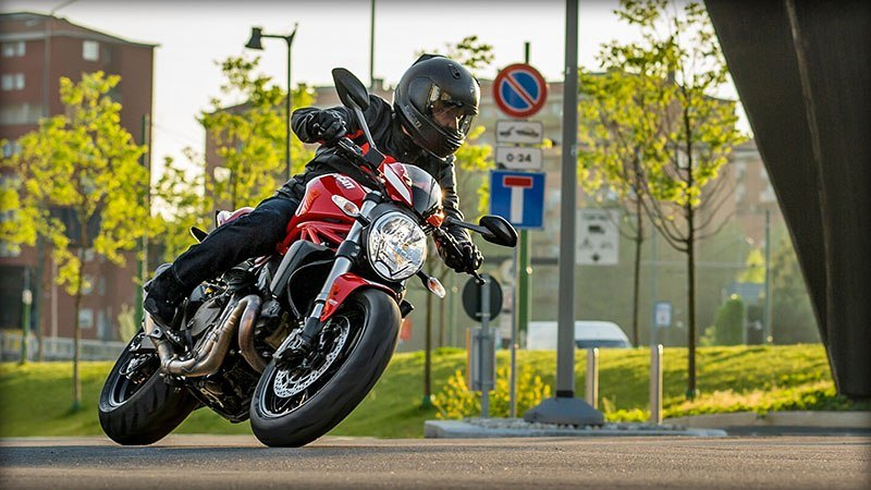 2017 Ducati Monster 821 Stripe in Greenville, South Carolina