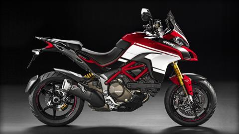 2017 Ducati Multistrada 1200 Pikes Peak in Daytona Beach, Florida
