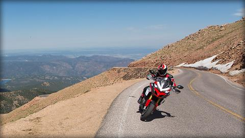 2017 Ducati Multistrada 1200 Pikes Peak in Sacramento, California