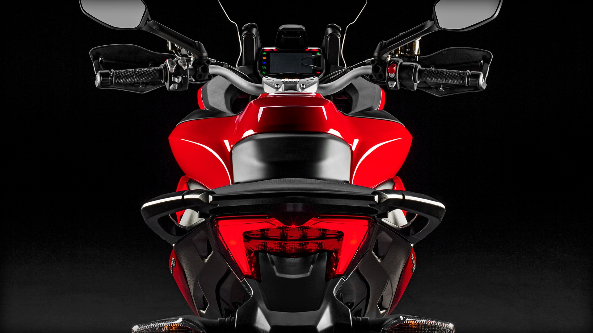 2017 Ducati Multistrada 1200 in Oakdale, New York
