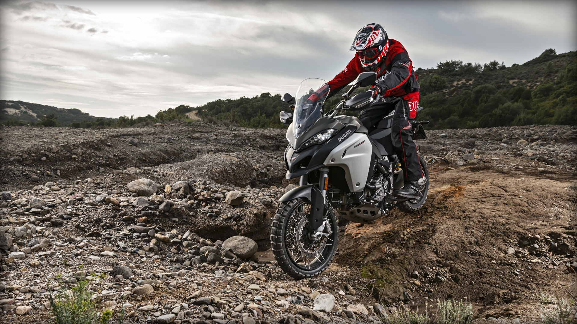 2017 Ducati Multistrada 1200 Enduro in Gaithersburg, Maryland