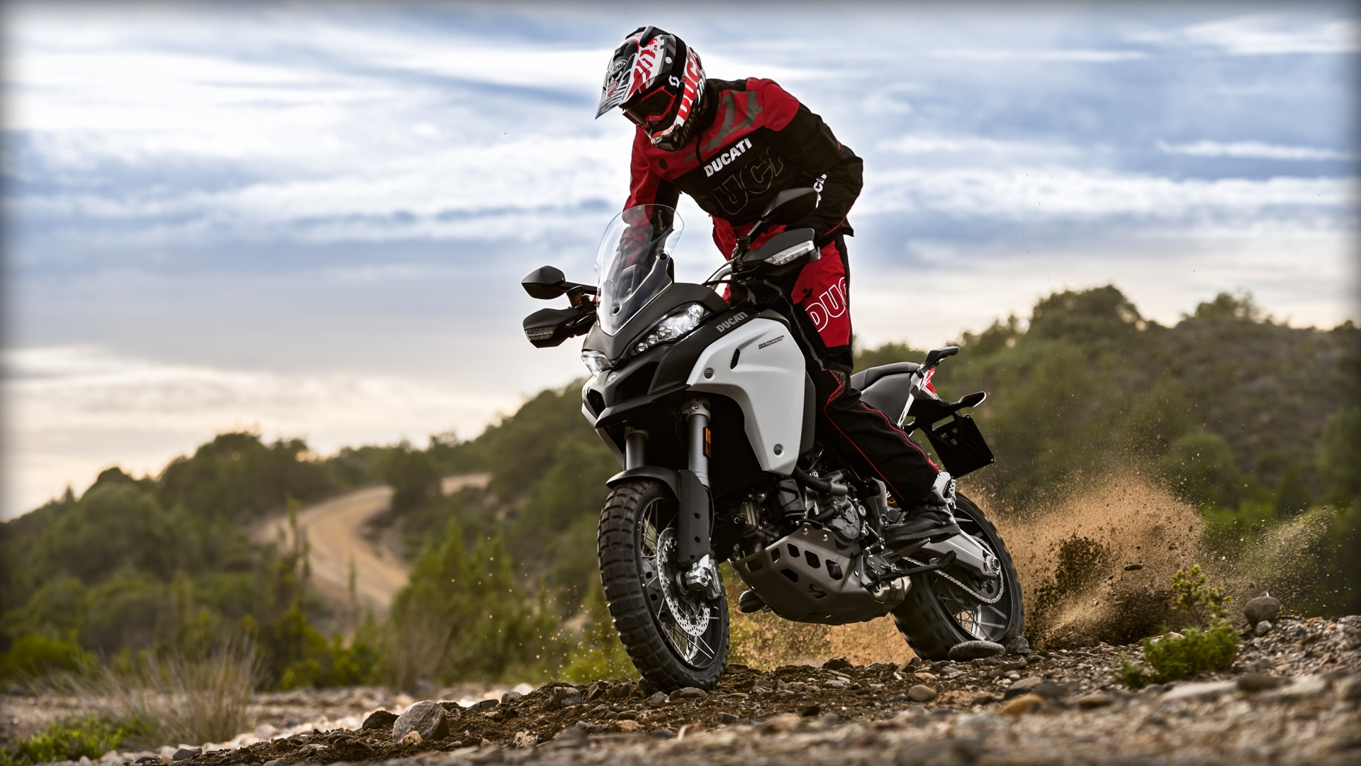 2017 Ducati Multistrada 1200 Enduro in Northampton, Massachusetts