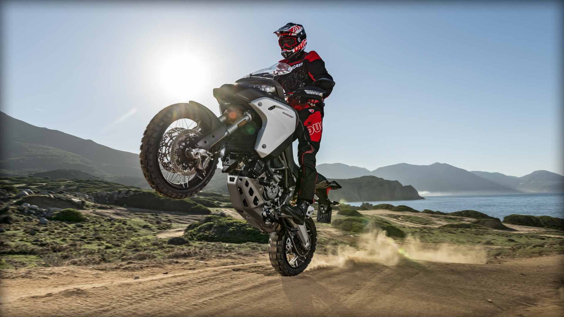 2017 Ducati Multistrada 1200 Enduro in Miami, Florida