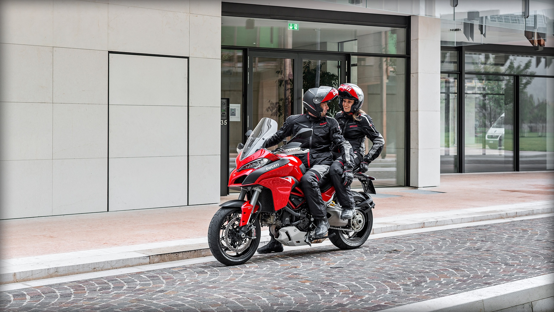 2017 Ducati Multistrada 1200 S in Columbus, Ohio