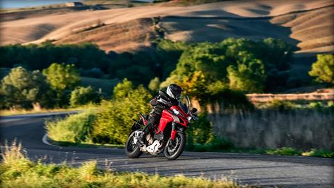 2017 Ducati Multistrada 1200 S in Medford, Massachusetts