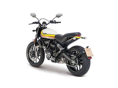 2017 Ducati Scrambler Mach 2.0 in Albuquerque, New Mexico