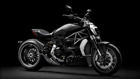 2017 Ducati XDiavel in Fort Montgomery, New York