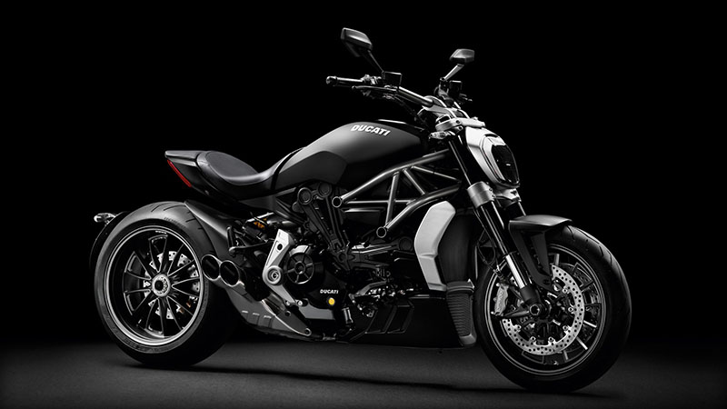 2017 Ducati XDiavel in Greenville, South Carolina