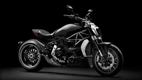 2017 Ducati XDiavel in Medford, Massachusetts