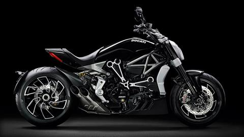 2017 Ducati XDiavel S in Brea, California