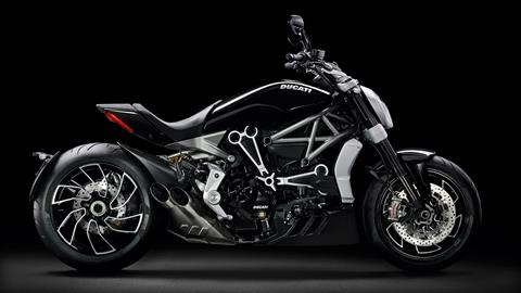 2017 Ducati XDiavel S in Fort Montgomery, New York