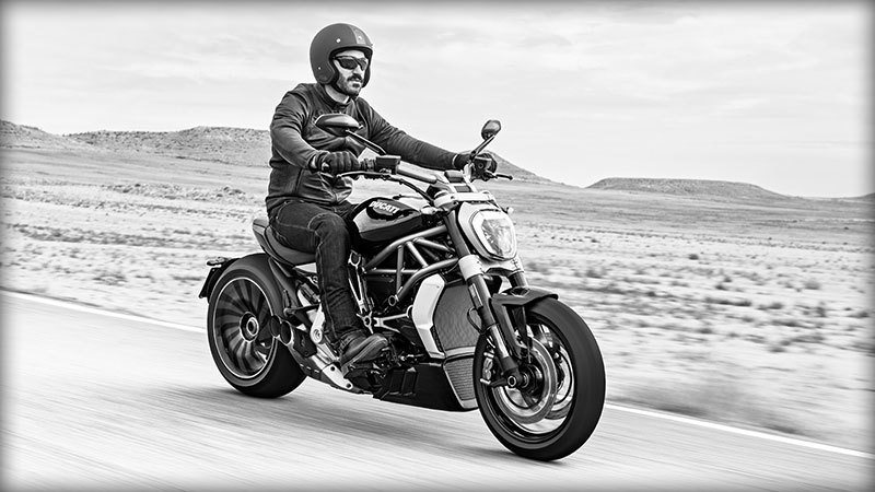 2017 Ducati XDiavel S in Greenville, South Carolina