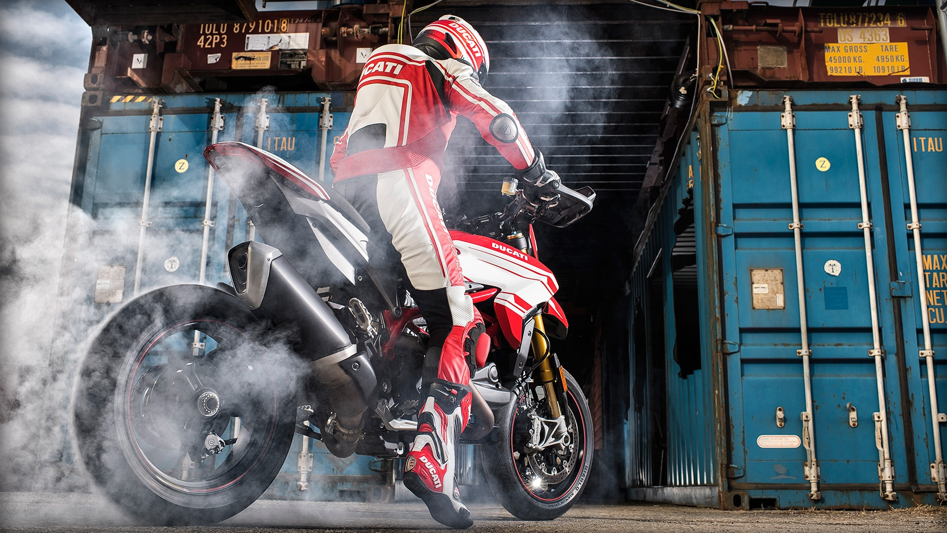 2017 Ducati Hypermotard 939 SP in Oakdale, New York