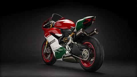 2017 Ducati 1299 Panigale R Final Edition in Greenville, South Carolina