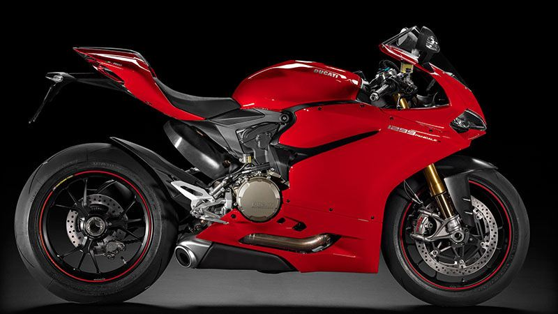 2017 Ducati 1299 Panigale S In Medford, Massachusetts