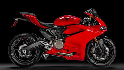 2017 Ducati Superbike 959 Panigale (US version) in Sacramento, California