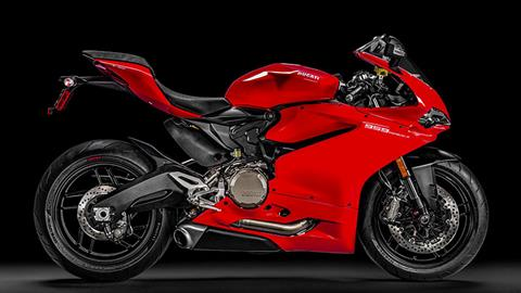 2017 Ducati Superbike 959 Panigale (US version) in Greenville, South Carolina
