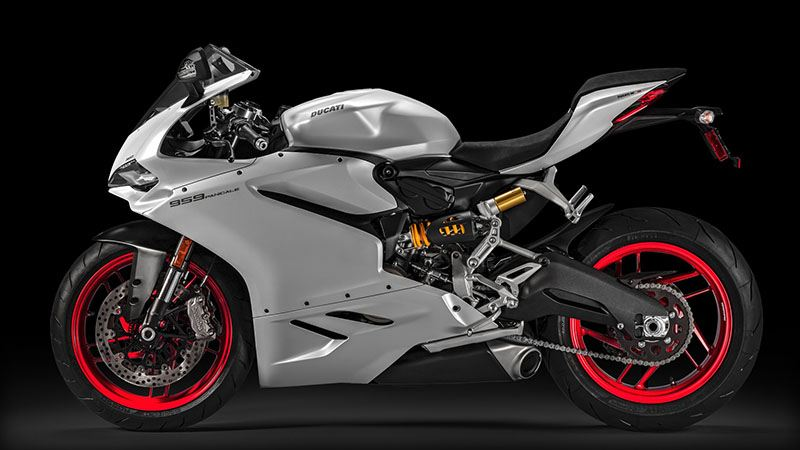 2017 Ducati Superbike 959 Panigale (US version) in Medford, Massachusetts