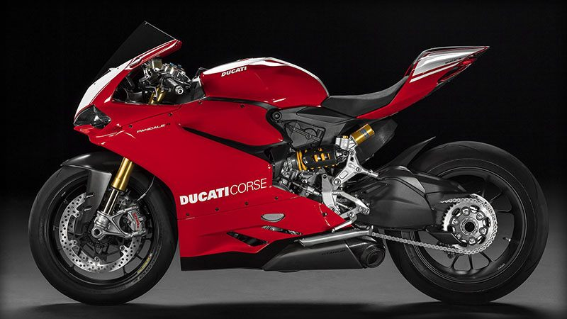 2017 Ducati Panigale 1199 R in Medford, Massachusetts