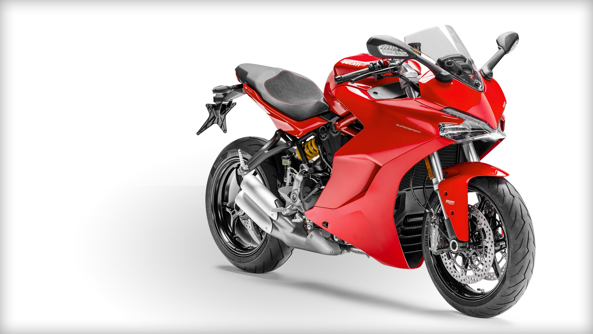 2017 Ducati SuperSport in Stuart, Florida