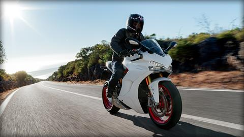 2017 Ducati SuperSport S in Sacramento, California
