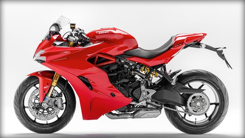 2017 Ducati SuperSport S in Greenville, South Carolina - Photo 9