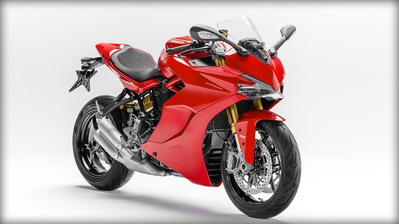 2017 Ducati SuperSport S in Greenville, South Carolina - Photo 10