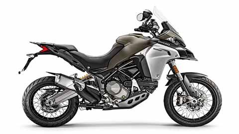 2018 Ducati Multistrada 1200 Enduro in Medford, Massachusetts