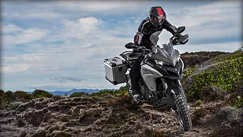 2018 Ducati Multistrada 1200 Enduro in Greenville, South Carolina