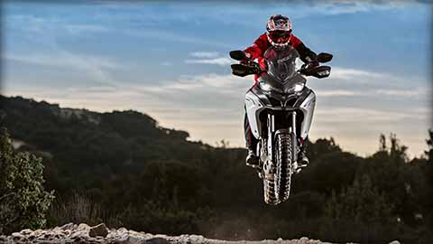 2018 Ducati Multistrada 1200 Enduro in Oakdale, New York