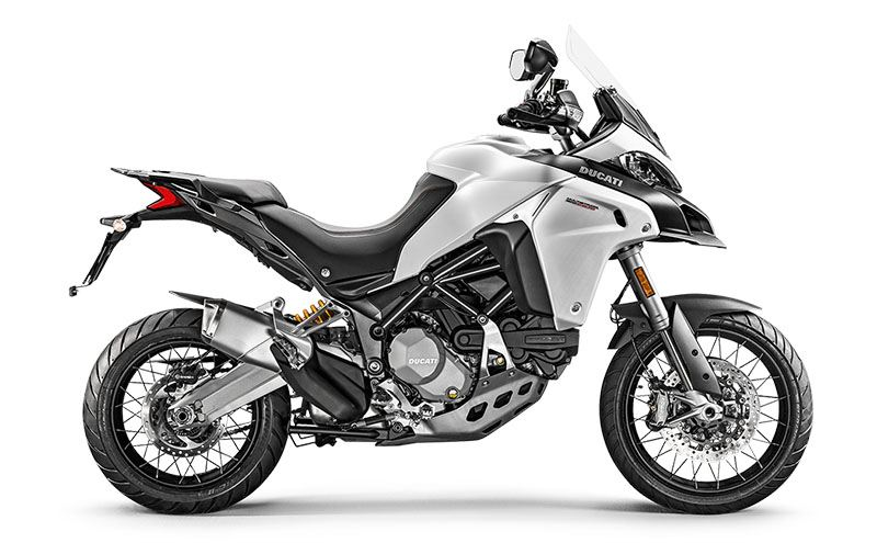 2018 Ducati Multistrada 1200 Enduro in Sacramento, California