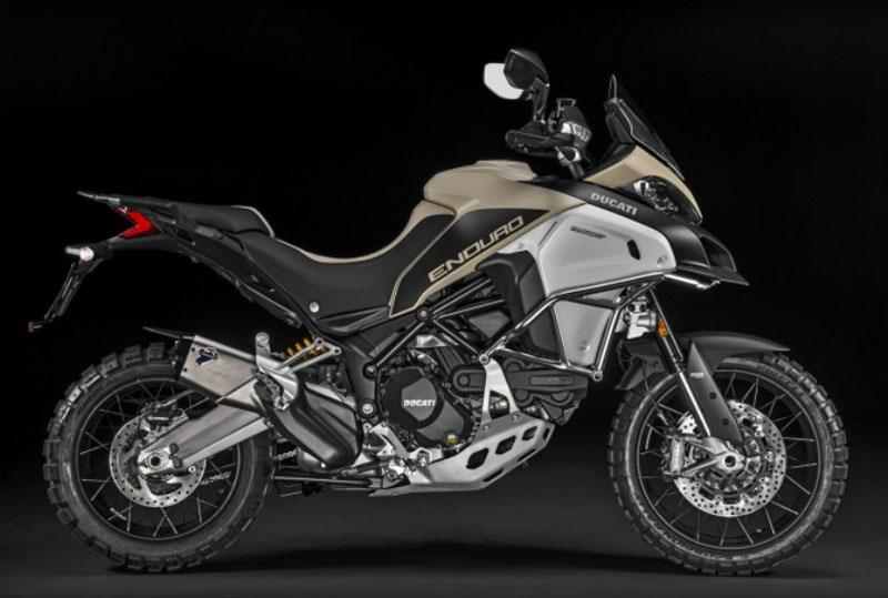 2018 Ducati Multistrada 1200 Enduro Pro in Medford, Massachusetts - Photo 1