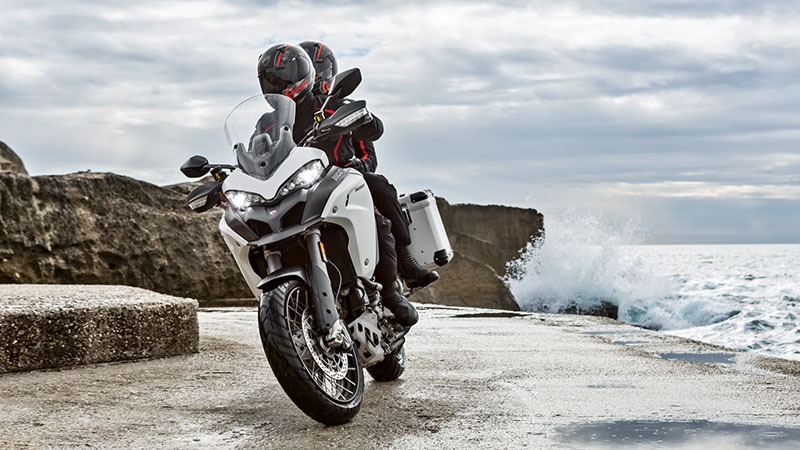 2018 Ducati Multistrada 1200 Enduro Touring in Northampton, Massachusetts