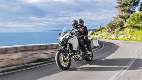 2018 Ducati Multistrada 1200 Enduro Touring in Medford, Massachusetts